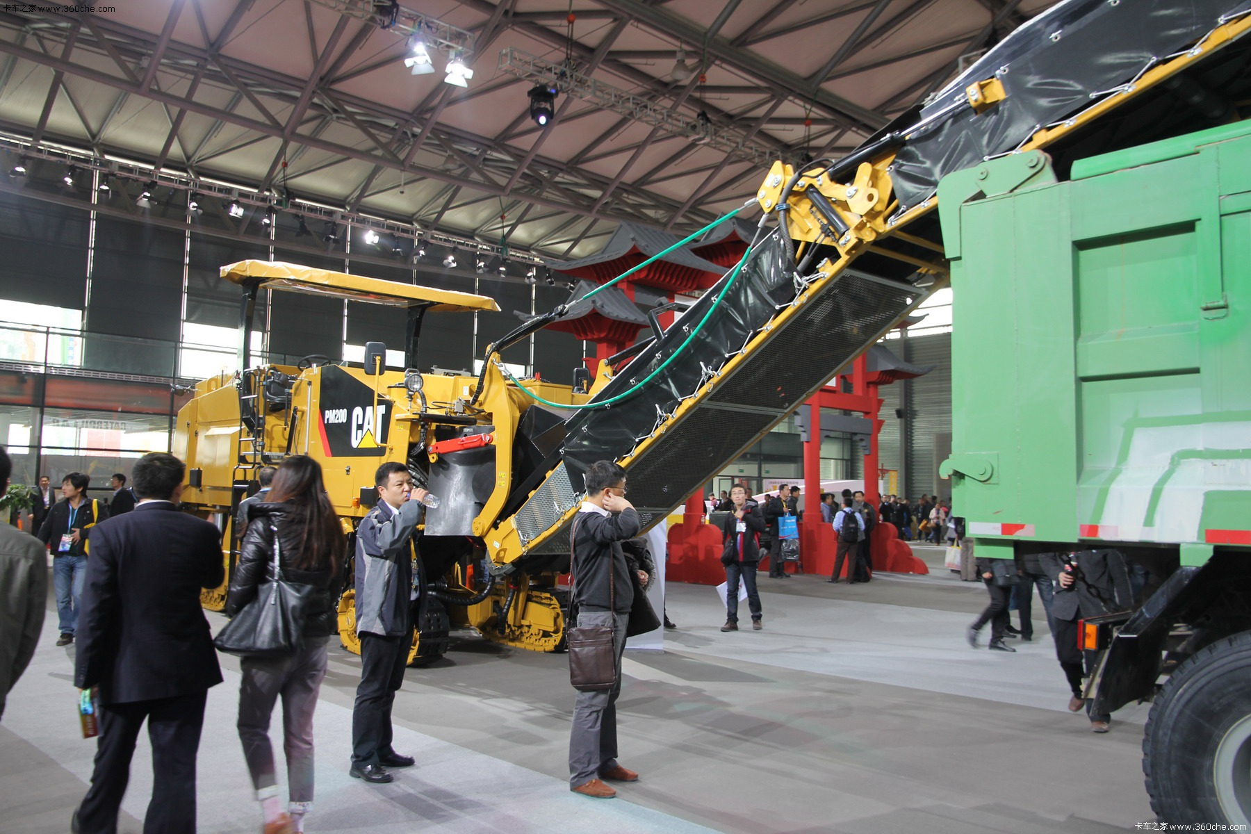 Focus on the revitalization of construction machinery