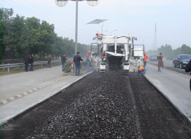 Scientific selection of Asphalt Pavement Recycling Technology