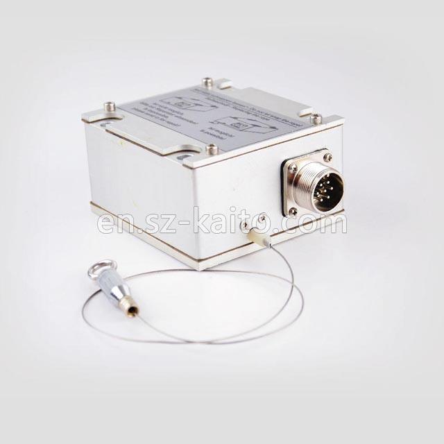 milling machine wire string sensor