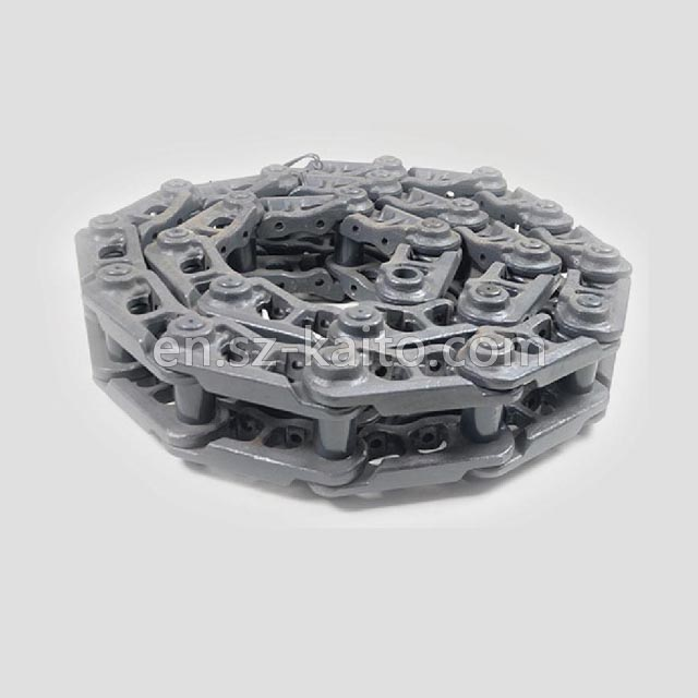 track chain for milling machine
