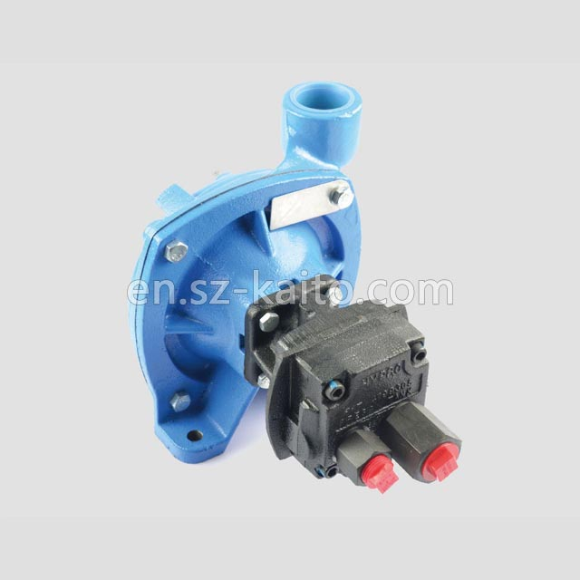 milling drum water pump