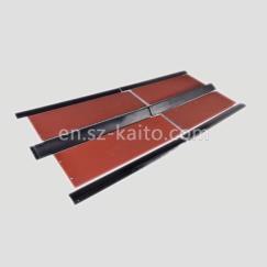 Floor plate protector